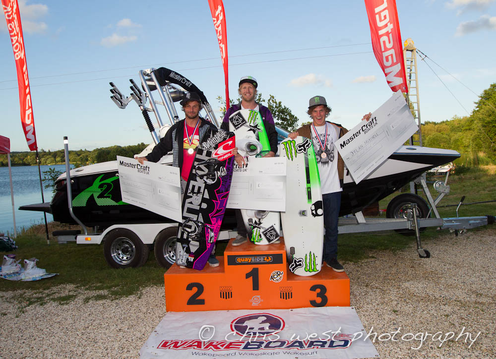 Dan Nott Claims Open Mens Title at Mastercraft Wakeboard and Wakeskate 2012 Nationals, Megan Barker Wins Open Ladies Division