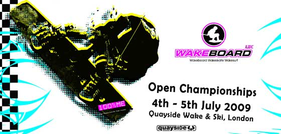 Wakeboard UK Nationals 2009