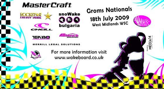 Wakeboard UK Groms Nationals 2009