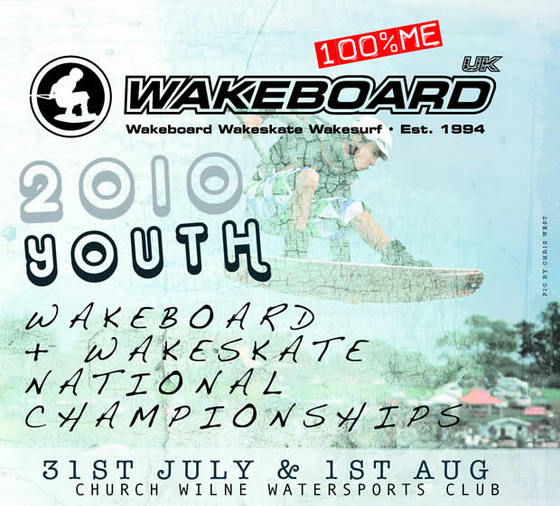 Only days left until 2010 Wakeboard UK Youth Nationals