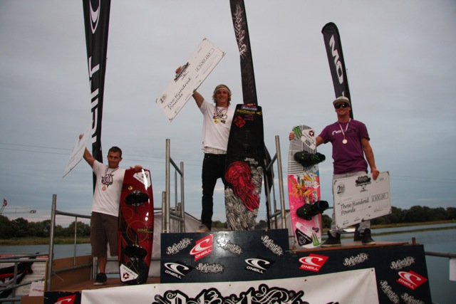Relentless UK Pro Wakeboard Tour Final Stops