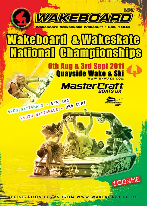 Flyer Released for the 2011 UK Nationals