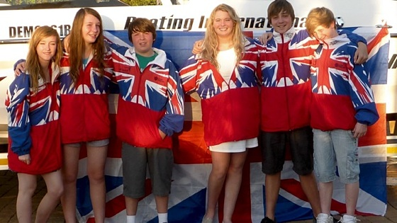 Team GB Win 5 Medals at 2011 E&A Wakeboard Boat Champs