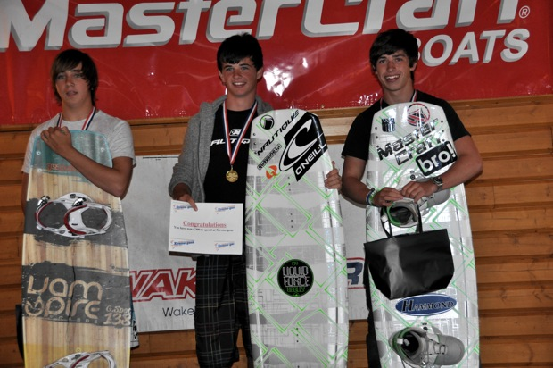 Jorge Gill and Megan Barker Take Top Titles at Mastercraft Youth Nationals