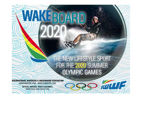 Olympic Games Sites Welcome Wakeboard in China and Spain