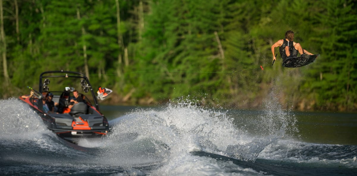 Wakeboard UK Boat Nationals Sign Exciting New Three Year Deal With Malibu Boats