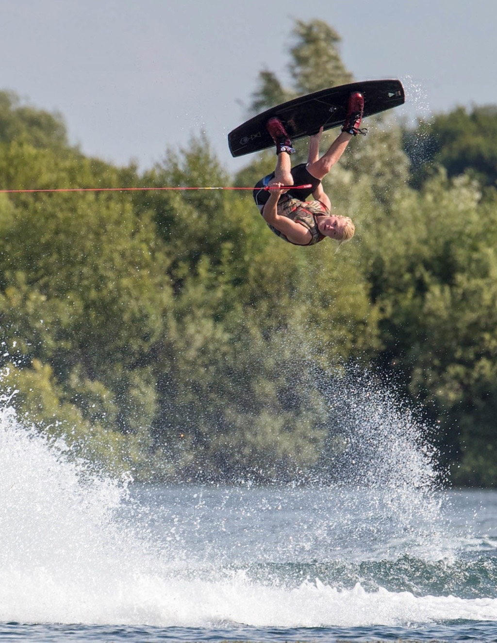 Team GB Announce Athletes for IWWF Wakeboard World Championships