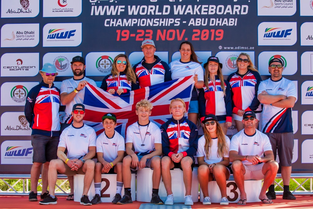 2020 British Wakeboard Squad Announced