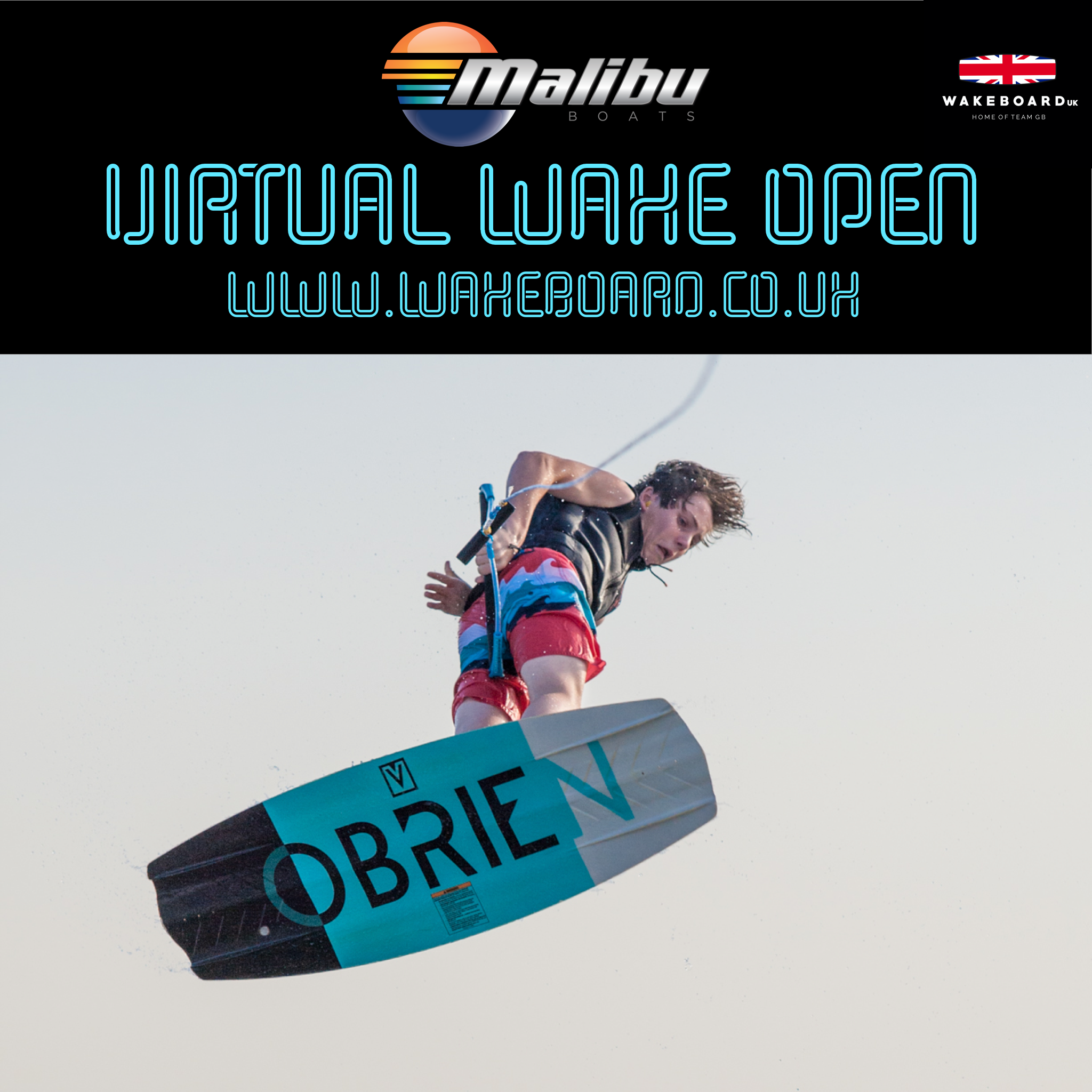 2020 Malibu Virtual Wake Open Results for Juniors, Masters, Vets and Intermediates