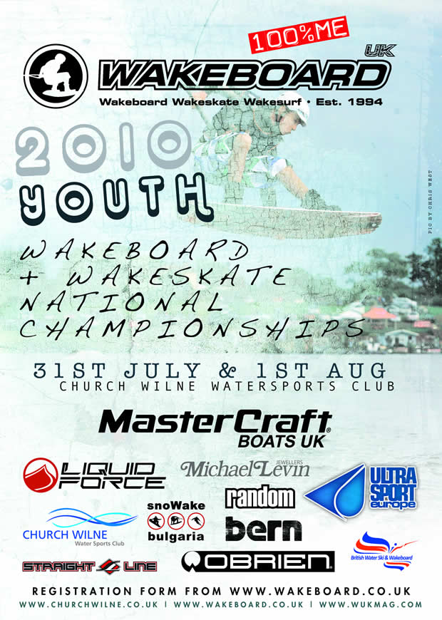 Wakeboard UK Junior National Championships 2010