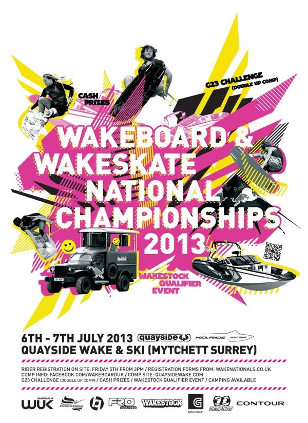 Wakeboard and Wakeskate National Championships 2013