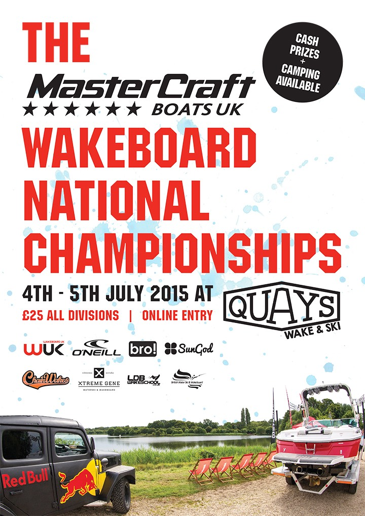 2015 Wakeboard UK Nationals