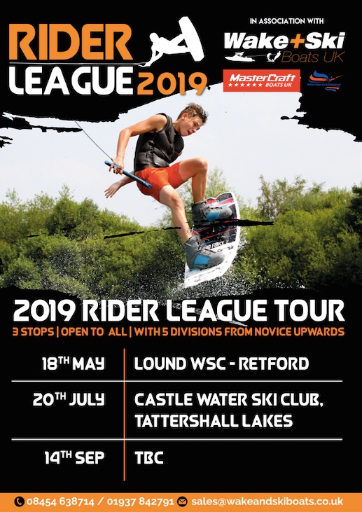 2019 Rider League Stop 2