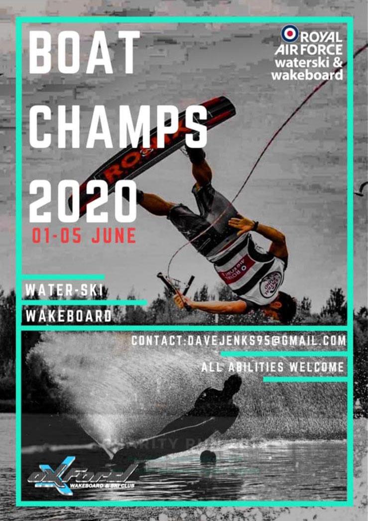 2020 RAF Boat Championships