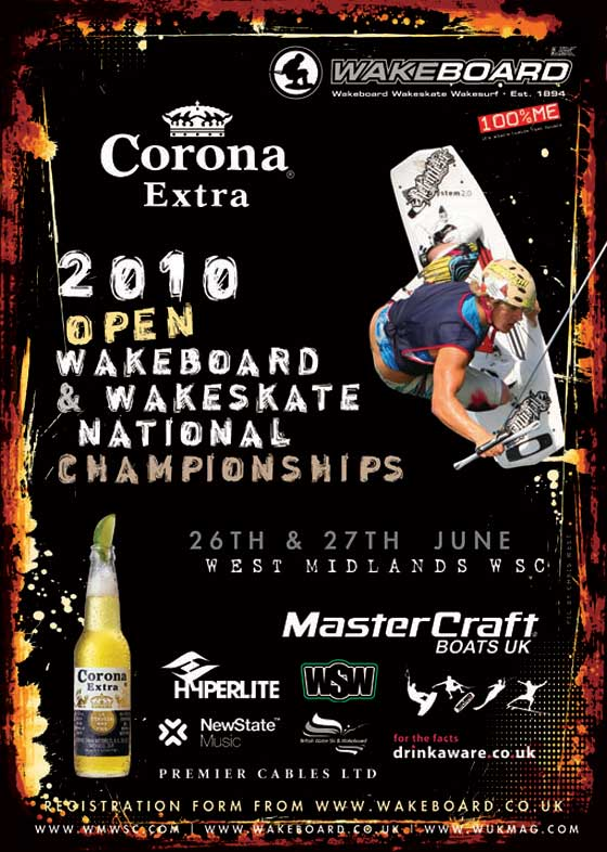 Wakeboard UK Open National Championships 2010